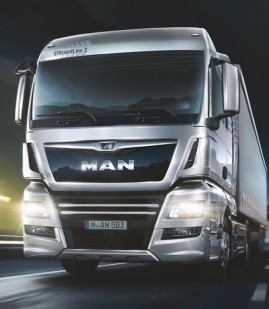 MAN TGX EfficientLine 3 photo